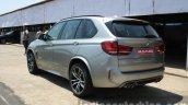 2015 BMW X5 M rear three quarter first drive review