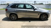 2015 BMW X5 M side first drive review
