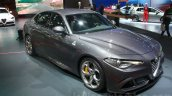 2016 Alfa Romeo Giulia alloy wheels at DIMS 2015