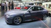 2016 Alfa Romeo Giulia side at DIMS 2015
