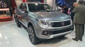 2016 Fiat Fullback Double Cab front quarter at the 2015 Dubai Motor Show