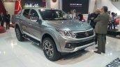 2016 Fiat Fullback Double Cab front quarters at the 2015 Dubai Motor Show