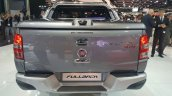 2016 Fiat Fullback Double Cab rear at the 2015 Dubai Motor Show