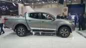 2016 Fiat Fullback Double Cab side at the 2015 Dubai Motor Show