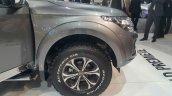 2016 Fiat Fullback Double Cab wheel at the 2015 Dubai Motor Show