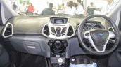 2016 Ford EcoSport dashboard at APS 2015