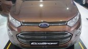 2016 Ford EcoSport front at APS 2015