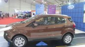 2016 Ford EcoSport left side at APS 2015