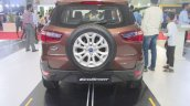 2016 Ford EcoSport rear at APS 2015