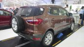 2016 Ford EcoSport tail lamp at APS 2015