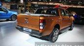 2016 Ford Ranger Wildtrak rear quarter at the 2015 Dubai Motor Show