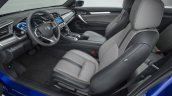 2016 Honda Civic Coupe interior revealed