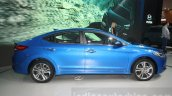 2016 Hyundai Elantra side at 2015 Dubai Motor Show