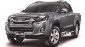 2016 Isuzu D-Max (facelift) front quarter launched in Thailand