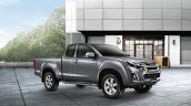 2016 Isuzu D-Max (facelift) front three quarter launched in Thailand