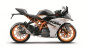 2016 KTM RC390 side unveiled at EICMA 2015