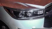 2016 Toyota Innova LED projector head lamp world premiere photos