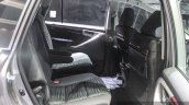 2016 Toyota Innova captain seat armrest world premiere photos