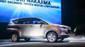 2016 Toyota Innova chief engineer world premiere photos