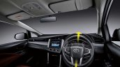 2016 Toyota Innova dash view press images