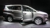 2016 Toyota Innova door open world premiere photos