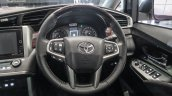 2016 Toyota Innova driver view world premiere photos