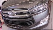2016 Toyota Innova front airdam world premiere photos