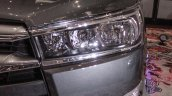 2016 Toyota Innova grey head lamp world premiere photos