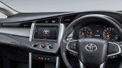 2016 Toyota Innova manual AC press images