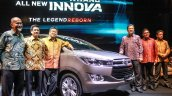 2016 Toyota Innova officials world premiere