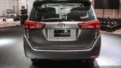 2016 Toyota Innova rear bumper world premiere photos