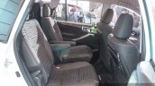 2016 Toyota Innova rear captain seats world premiere photos