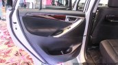2016 Toyota Innova rear door panel world premiere photos