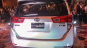 2016 Toyota Innova rear end world premiere photos