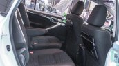 2016 Toyota Innova rear seat legroom world premiere photos