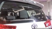 2016 Toyota Innova rear wiper windshield world premiere photos