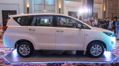 2016 Toyota Innova right side world premiere photos