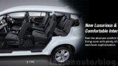 2016 Toyota Innova seating press images
