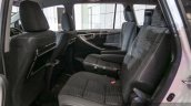 2016 Toyota Innova second row legroom world premiere photos