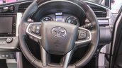 2016 Toyota Innova steering wheel world premiere photos