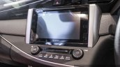 2016 Toyota Innova touchscreen display world premiere photos