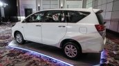 2016 Toyota Innova white left side world premiere photos