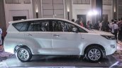 2016 Toyota Innova white right side world premiere photos
