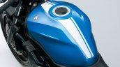 2017 Suzuki SV650 blue colour unveiled at EICMA 2015