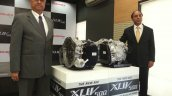 AISIN 6-speed automatic gearbox for Mahindra XUV500 unveiled