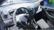 All-new Ford Figo dashboard at the DIMS 2015