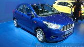 All-new Ford Figo front quarter at the DIMS 2015