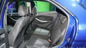 All-new Ford Figo rear seat legroom at the DIMS 2015