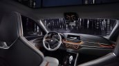 BMW Compact Sedan Concept dashboard press shots
