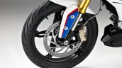 BMW G310R front wheel unveiled